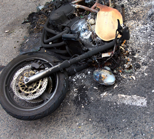 Thomasville Motorcycle Accident Attorney